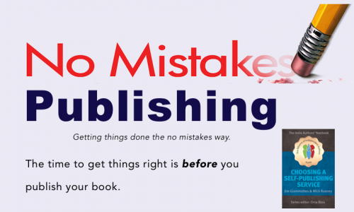 No Mistakes Publishing